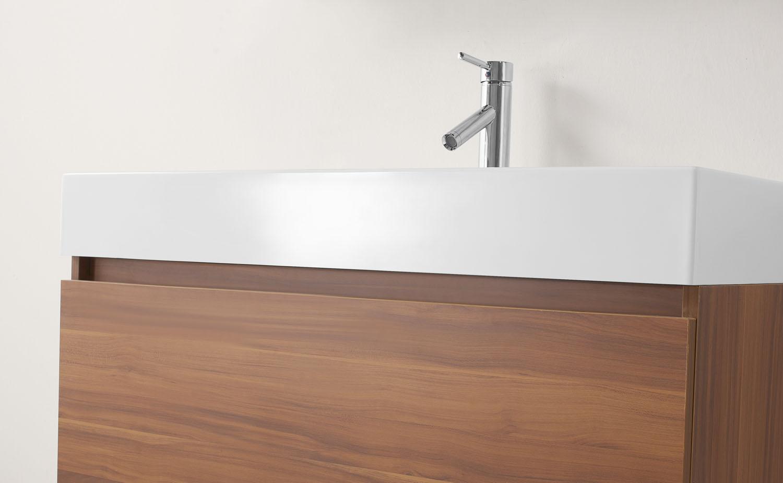 Virtu USA - JS-50339-PL - Zuri 39 in. Bathroom Vanity Set