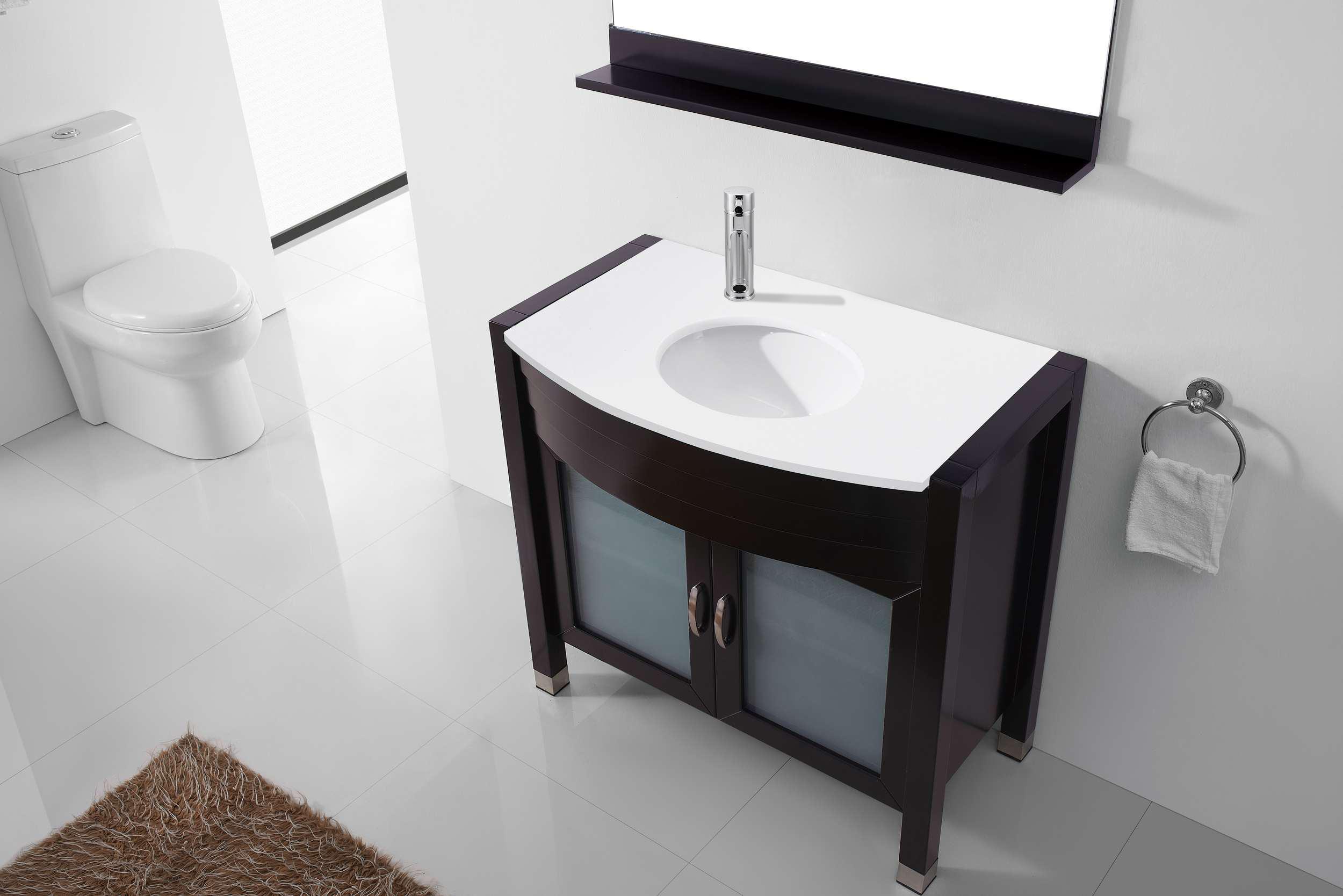 "Ava 36"" Vanity in Espresso by Virtu USA - um-3071-s-es-2"