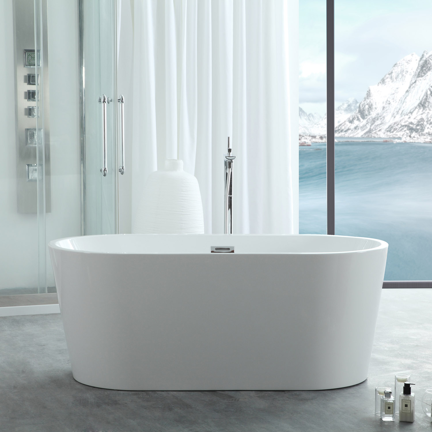 Bathtubs - Bath - Virtu USA