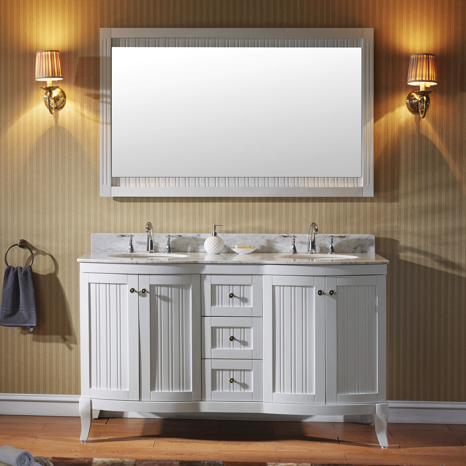 undermount bathroom sinks harington double for vanity oak