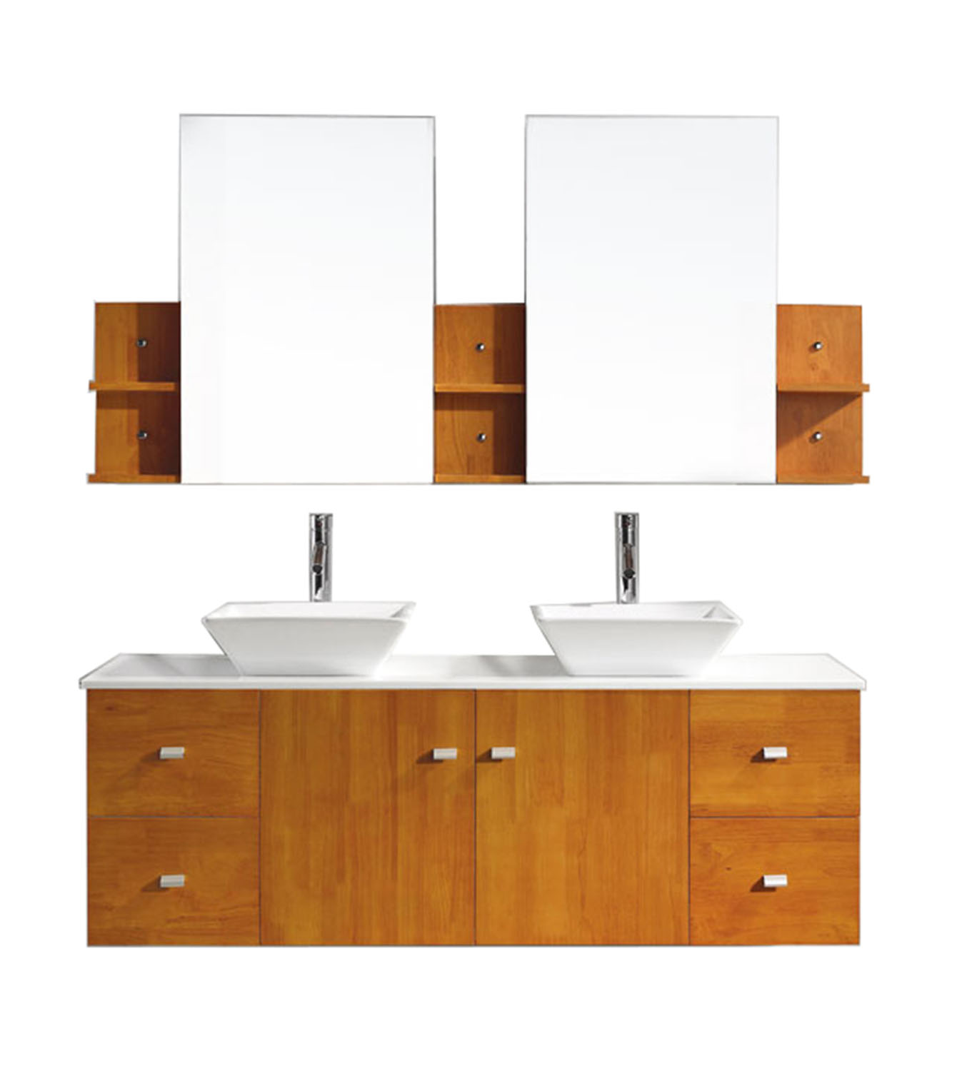 Clarissa  Double Vanity Virtu Usa