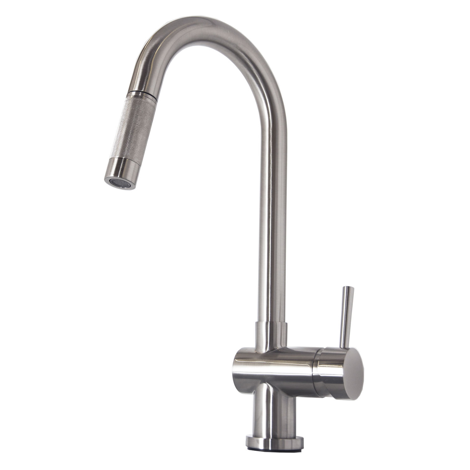 Huya 1002 Single Hole Kitchen Faucet - PSK-1002 - Kitchen Faucets - Virtu  USA