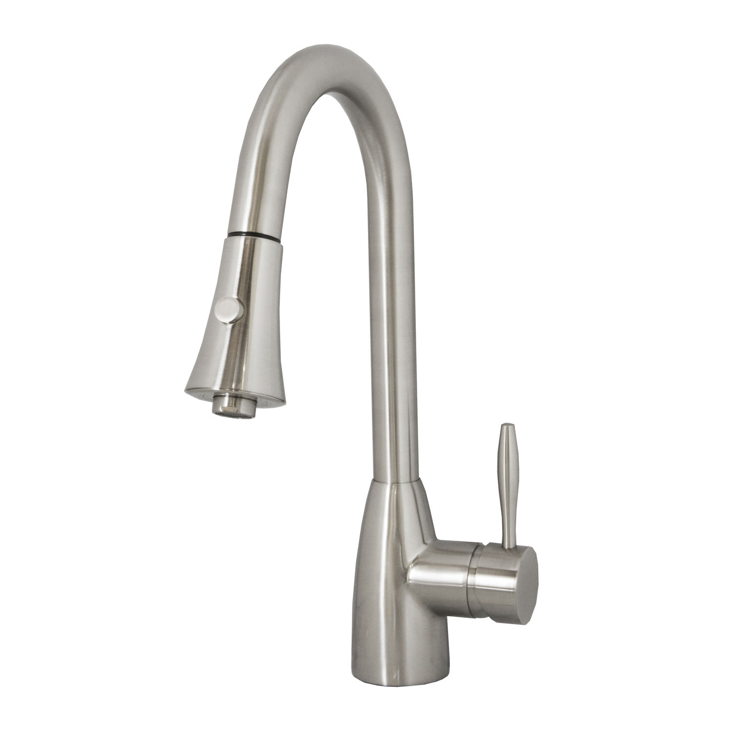 Varuna 901 Single Hole Kitchen Faucet - PSK-901 - Kitchen Faucets - Virtu  USA
