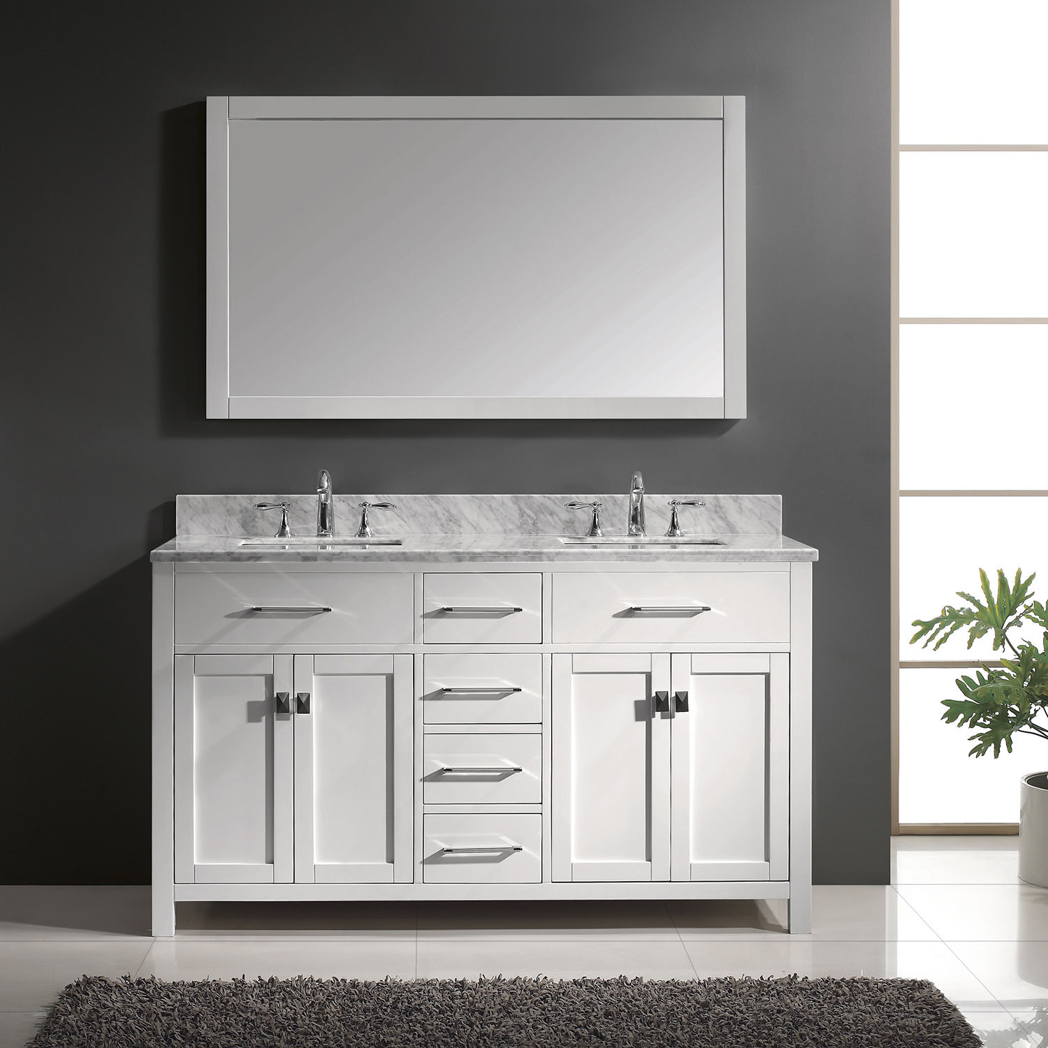 ebay p bathroom sink s of double kokols set picture caius vanity